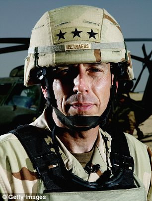 Hero: David Petraeus has an unparalleled reputation among soldiers of his generation