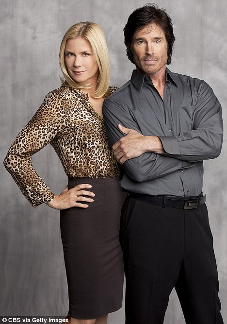 Popular; Her character's love affair with Ridge Forrester, played by Ronn Moss, has been a key story arc for over 20 years.