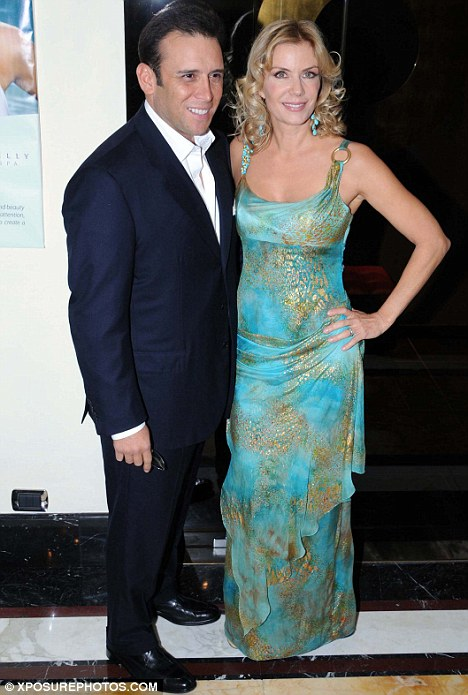 Split: Bold and the Beautiful star Katherine Kelly Lang has filed for divorce from husband Alex D'Andrea