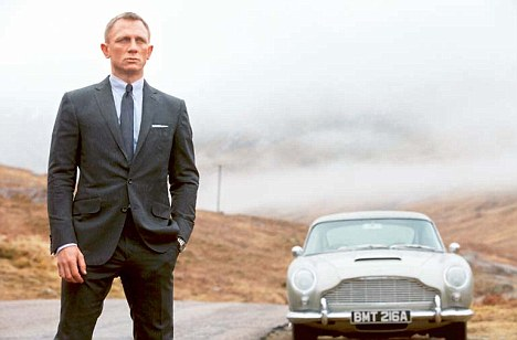 The name's Bond