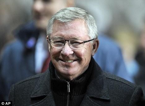 Offer: Sir Alex Ferguson said Daniel Craig (below) was welcome at Old Trafford any time