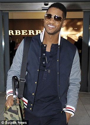 Packing orders: Usher gave Tameka 60 days to leave the property which he owns