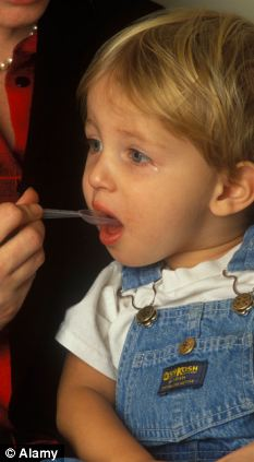 Babies given Calpol and other forms of paracetamol are more likely to develop asthma before going to school, say Danish researchers