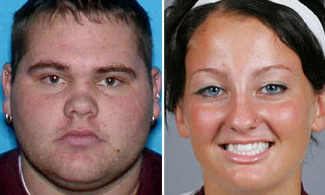 'Ticking time bomb': Stephen Headley (left) admitted to repeatedly stabbing Nicole Ayres and leaving her dead body in a soccer field