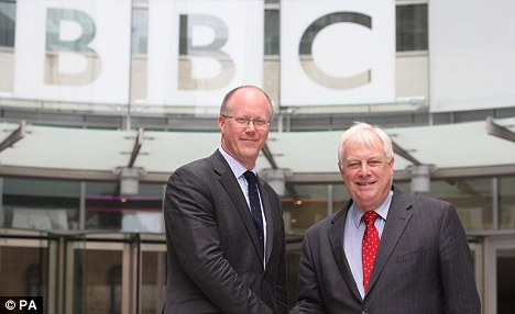 Error of judgement? Lord Patten handpicked the recent director general George Entwistle