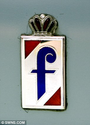 The Pininfanina badge