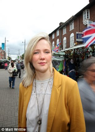 Tough questions: MP Stella Creasy said the Government needed to show it was on the side of vulnerable borrowers.