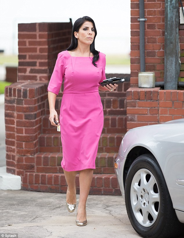 Jill Kelley is under investigation by the Pentagon for her 'inappropriate emails' sent to General John Allen