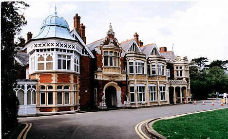 Bletchley Park: The home of the decoders