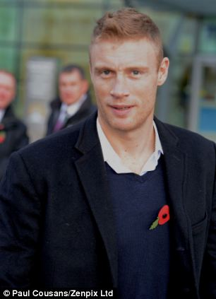 Battle: Andrew Flintoff has spoken of how he battled bulimia in his early cricketing career as he strove to lose weight as a young man