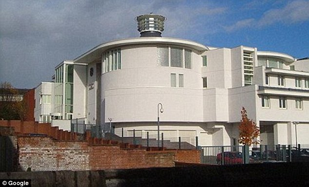 Verdict: Sam Harlow was given an eight-month suspended jail term at Exeter Crown Court after stealing money from his newborn nephew