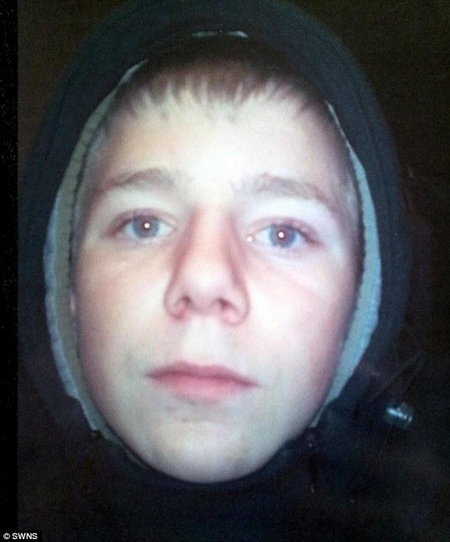 Thief: Sam Harlow, 20, stole £110 from his newborn nephew, Alfie