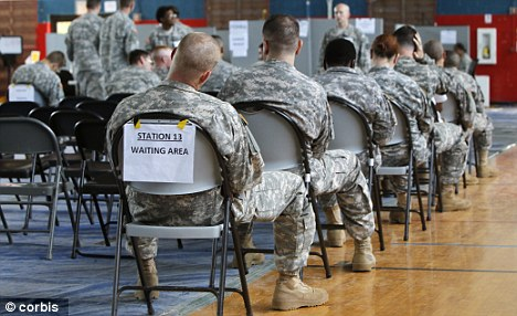 Training: The Army has begun a widespread suicide-prevention campaign, including an Army-wide training day this year