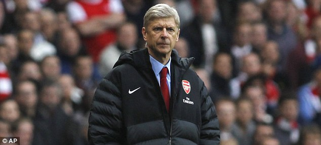 In negotiations: Arsene Wenger wants Theo Walcott to stay