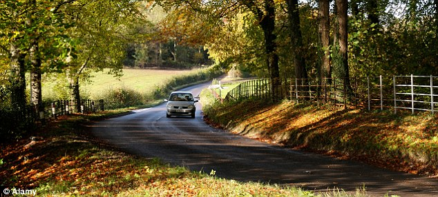 Danger zone: Rural roads are a higher risk to young drivers