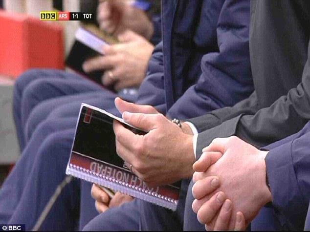 Under pressure: Tottenham have struggled in recent weeks
