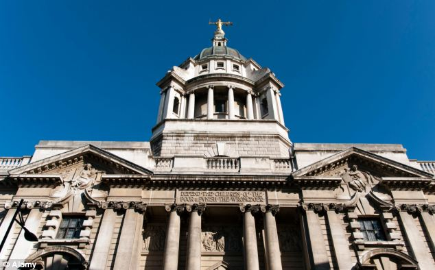 The Old Bailey, pictured, where Stewart pleaded guilty to one count of fraud on a 'full facts basis'