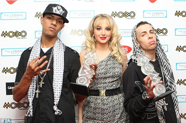 What a transformation! Tulisa's image has changed since her days with N Dubz. Her temper, however, is as fiery as it was then when the three members had to be kept apart