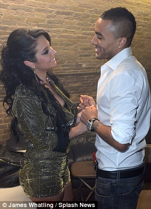 The new relationship between Tulisa and Danny Simpson has upset her former boyfriend, actor Jody Latham