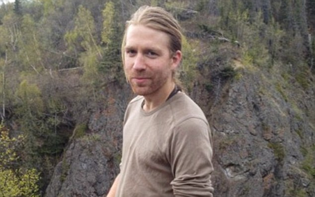 Missing: Alaska State Troopers are searching for 31-year-old Thomas Seibold of Three Lakes, Wisconsin who went missing during a lone hike through the Alaskan wilderness