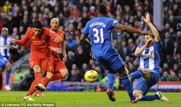 Imagine: If Suarez was Footballer of the Year, they'd be uproar arguments and probably resignations