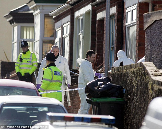 Defenceless: Mrs Owen was discovered with 48 injuries inflicted with a claw hammer and a screwdriver