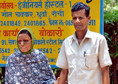 Sonali Mukherjee has been getting treatment since the attack in 2003
