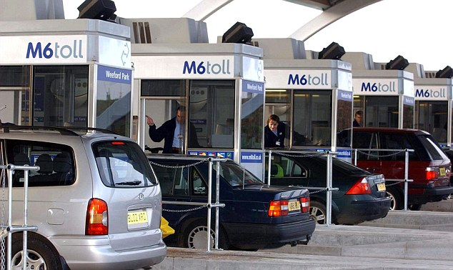 M6 toll: The road hasn't been as popular as estimates before completion
