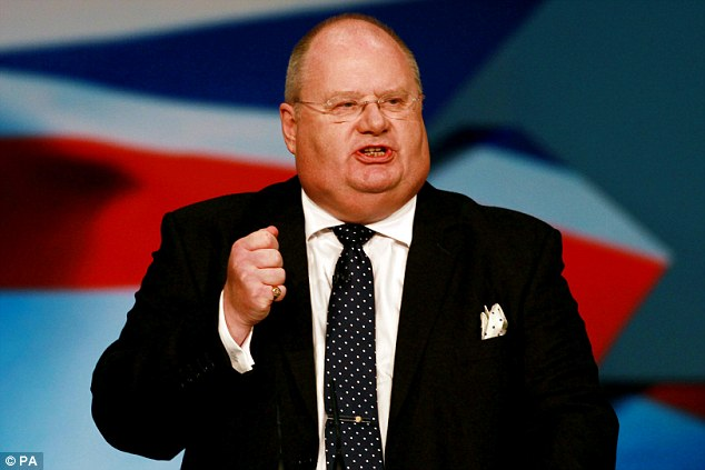 Bin collections: Local Government Secretary Eric Pickles says a voluntary scheme has 'stopped the rot' and prevented more councils switching to hugely unpopular fortnightly schemes