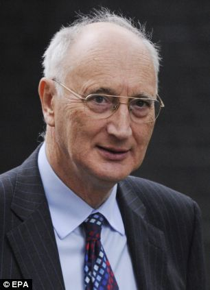 Sir George Young left the government in the reshuffle and was awarded the Companion of Honour - but within weeks he was back as Chief Whip