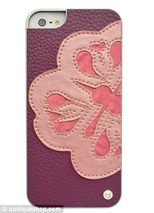 These designs by Mischa Barton herself for Uunique start from £34.99
