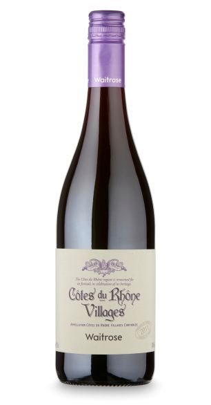Tipple tips: Waitrose Côtes du Rhône-Villages 2011 and Somerset Alchemy Brandy will help you warm your cockles