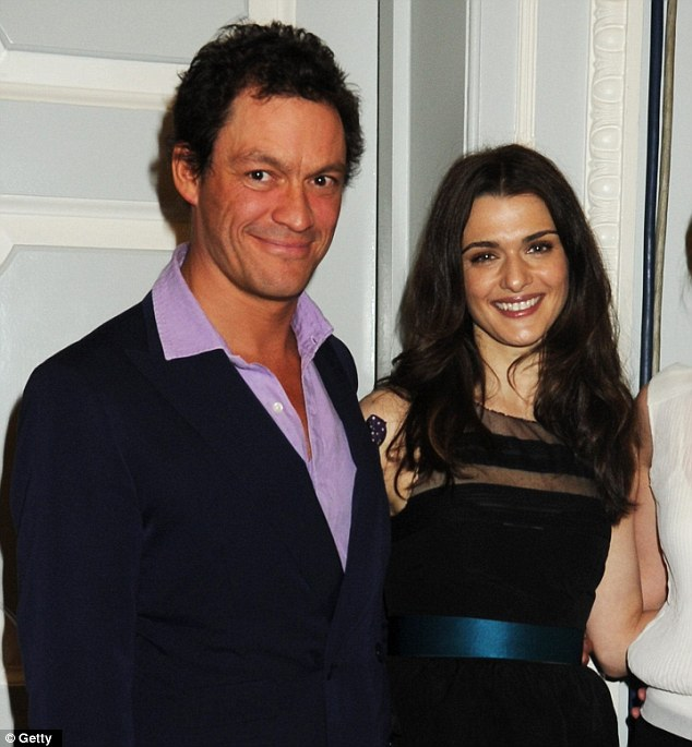 Cast: Dominic West and Rachel Weisz star as Richard Burton and Elizabeth Taylor in the film