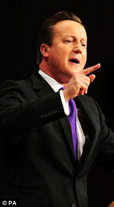 Crisis averted, for now: Mr Cameron has managed to appease a number of critical MPs with his performance at last week's summit