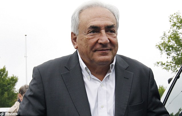 Lacking: It was the U.S., not the French, media which exposed accusations against French minister and IMF chief Dominique Strauss-Kahn