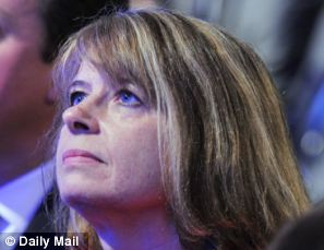 Harriet Baldwin at the 2011 Conservtive Party Conference