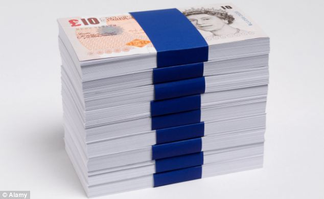 The number of people declaring incomes of more than £1 million slumped from 16,000 to 6,000