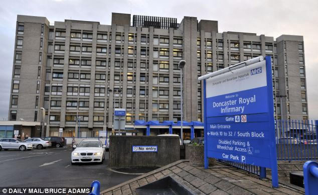 Justice: The family sued the hospital Trust and a judge found in favour of the family at Sheffield County Court