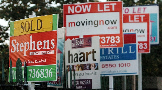 House prices: They have remained slightly lower compared to last year