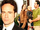 'Sperm donor' Jason Patric tries to get legal access to see his son with ex... but law may stop him