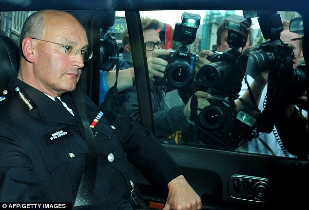 Casualty: Met Commissioner Sir Paul Stephenson was another person who quit in the run-up to Leveson