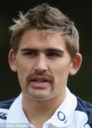 Toby Flood Movember