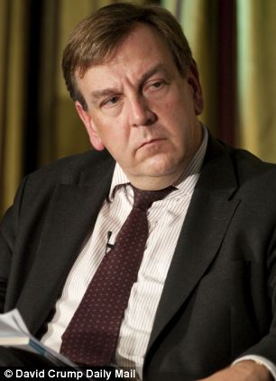 Senior Tory MP John Whittingdale said it was 'strange' that Lord Leveson had failed to address the problem of regulating the internet