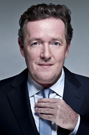 Tears for Piers: Piers Morgan laughs, fumes and cries reading Christopher Hitchens' Mortality
