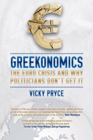 Vicky Pryce Greekonomics