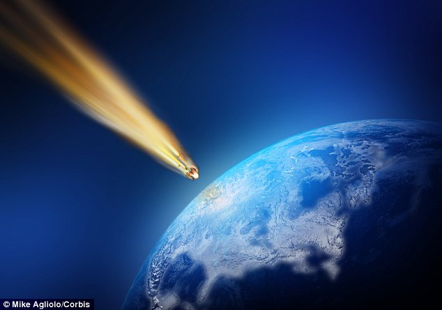 Panic: The prophesy is based on an interpretation of the ancient Mayan calendar which claims an intergalactic planet is on a crash course with Earth and has spread panic across the world