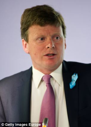 Environment minister Richard Benyon said it was up to shoppers to use fewer bags