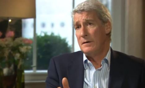 Acclaimed: Jeremy Paxman was happy to accept royalties for his 2006 book On Royalty, praising our constitutional monarchy