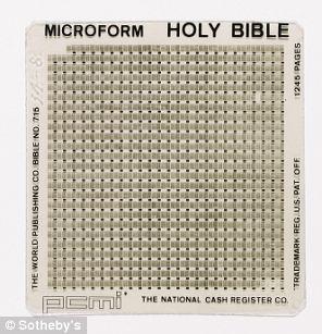 The First Lunar Bible