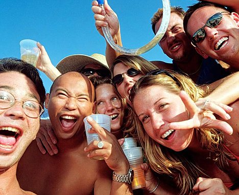 Life's a beach: Britons have rediscovered their love of package holidays